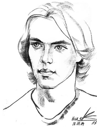 Ru творчество портреты портреты 2001 2006